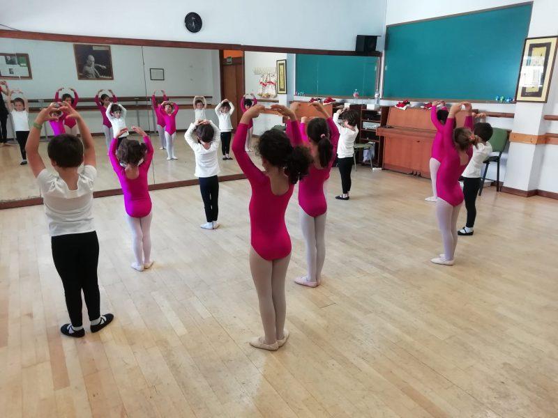 escuela de danza valladolid